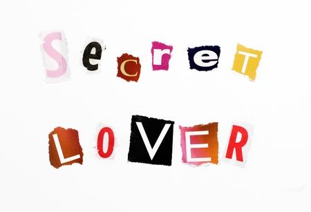 ransom: Secret lover letters