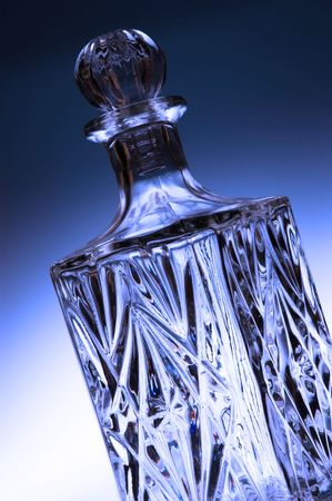 decanter: Decanter Stock Photo