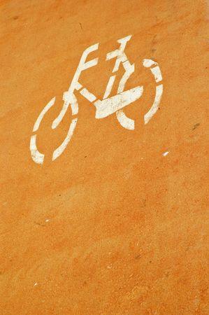 cycleway: Ciclo di strada Archivio Fotografico