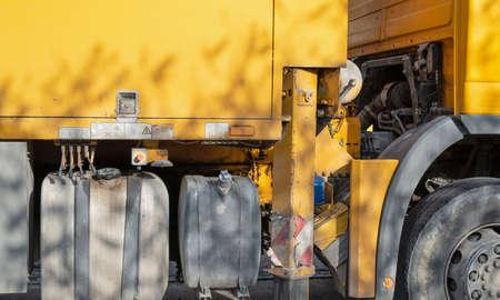 auto trucks for construction work
