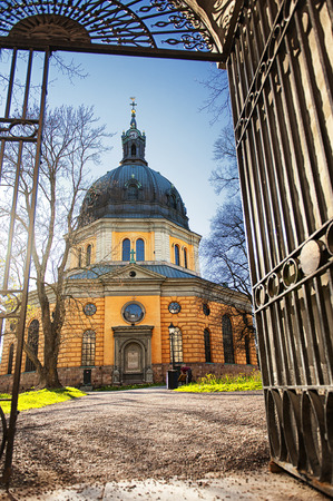 Hedvig Eleonora Church is a church in central Stockholm, Sweden. The church is one of Stockholm