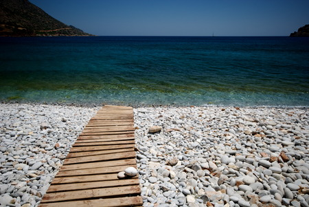 crete: Near Spinalonga, Crete.