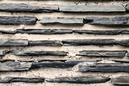 abstrakt: Texture of a stone wall. Stock Photo