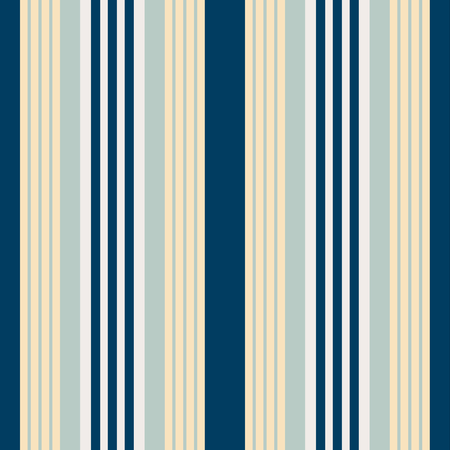 Vertical stripes seamless vector pattern. Retro style print texture.