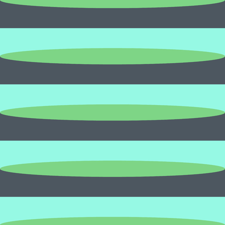 Retro Gray Colored Seamless Pattern with Horizontal Stripes