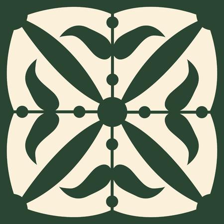 Royal heraldic ornament, seamless pattern Stok Fotoğraf