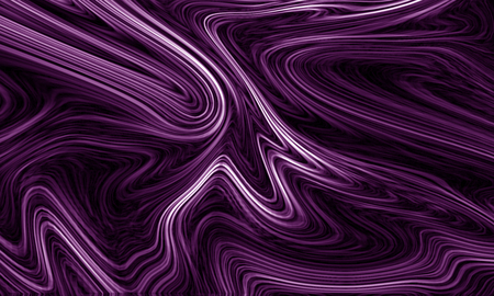 Digital violet abstract background with liquify flow Reklamní fotografie