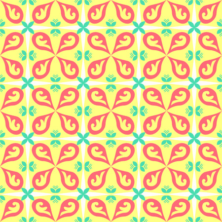 Royal pattern. The Seamless vector background