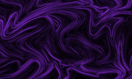 Digital proton purple abstract background with liquify flow Reklamní fotografie