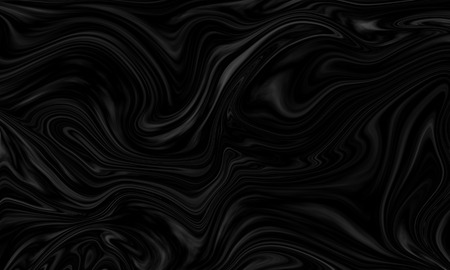Digital dark abstract background with liquify flow Reklamní fotografie