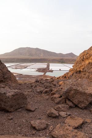 salina: Sal Cape Verde in Salinas, Cabo Verde