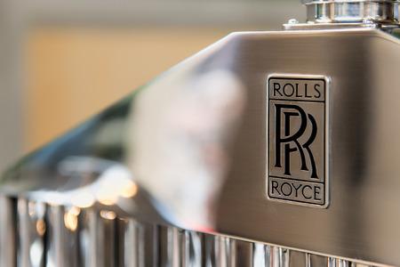 Rolls Royce Stock Photo - 32417431