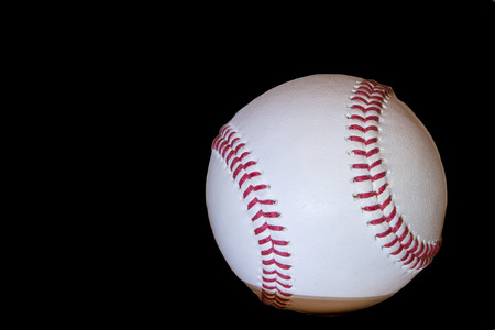 web footed: baseball ball