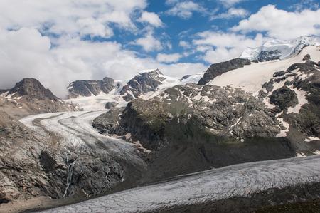 alpine glacier photo