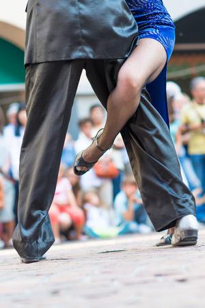 argentine: Tango in the street