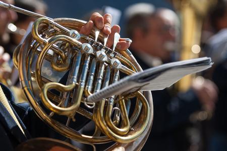 in particular: Particular of trumpet