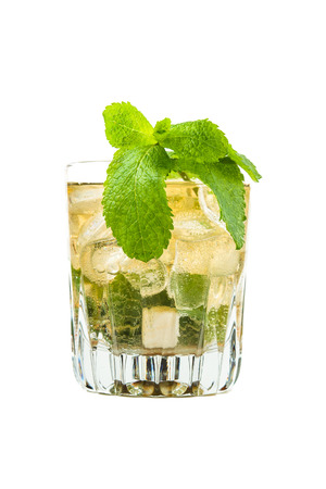 cocktail shakers: Mint julep cocktail