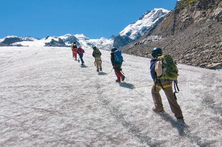 ingest: mountaineering school for children