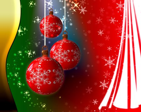 grunge christmas background  photo
