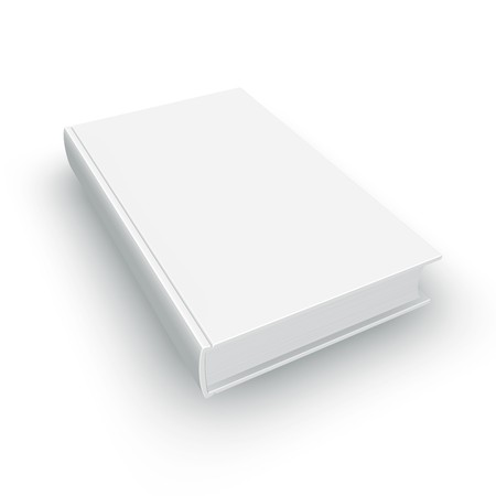 guide book: High-res blank book. ideal to create your own compositions for  e-box, e-book, software box or any box of your choice.