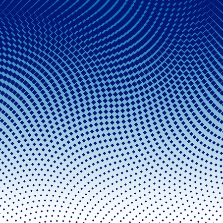 abstract halftone dotted background