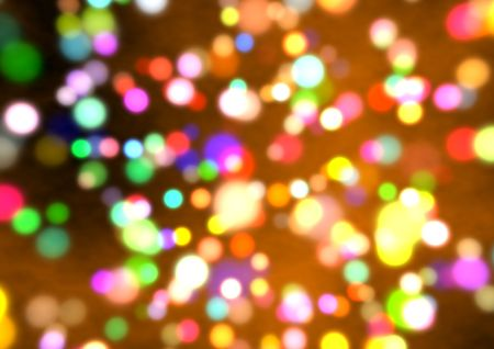 Abstract background with a lot of light flares Stock Photo - 6913790