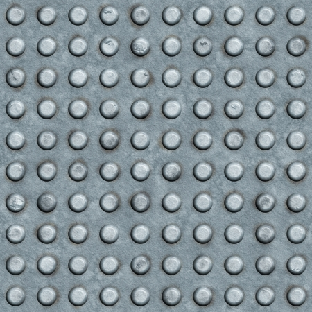 Dirty diamond plate seamless texture photo