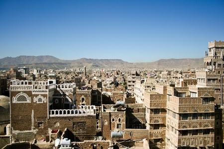 yemen: Views of Sanaa, Yemen.