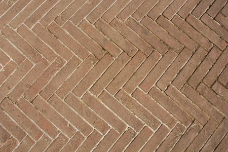 Opus spicatum, type of masonry construction used in Roman and medieval times  It consists of bricks, tiles or cut stone laid in a herringbone pattern