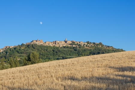 montepulciano: Panorama of Montepulciano
