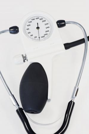 Machine for check blood pressure device Stock Photo - 23112461