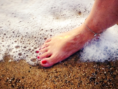 wonderfull: A wonderfull massage  Stock Photo