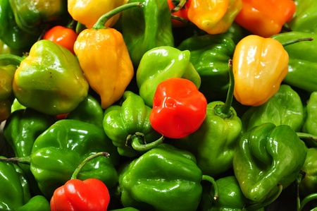 healt: the real hot chilli peppers from mexico