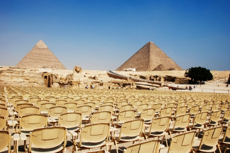 the beautiful Egypt and its monuments