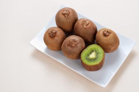 the tasty and vitaminic kiwi fruit