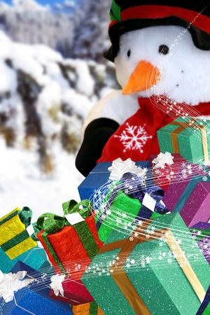 Christmas gifts Stock Photo - 11641141