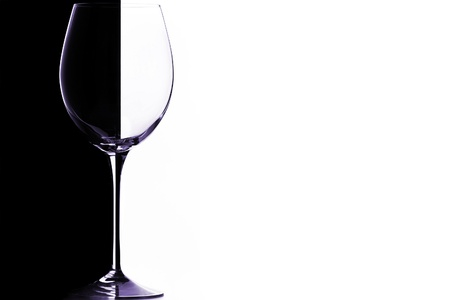 wine bar: Wineglass