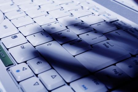 Cyber-Angriff Lizenzfreie Bilder