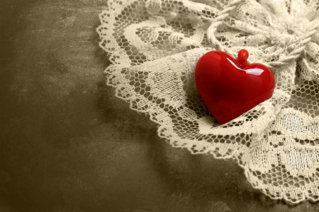 lonely heart photo