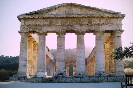 Temple of Segesta photo