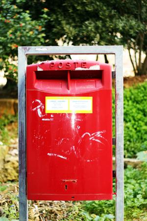 consignor: Mailbox 4