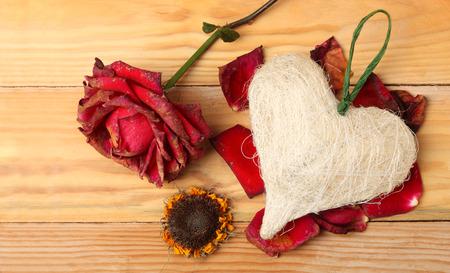 Herz und Blumen 2