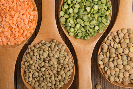 Variety lentils and peas 3
