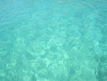 Crystal clear water background
