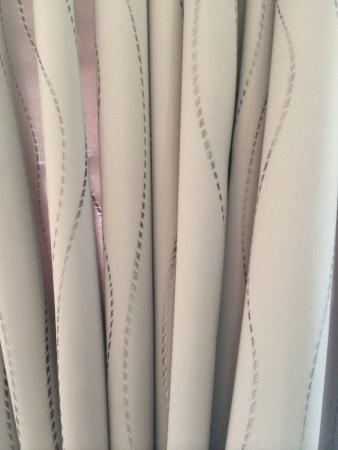 material: Curtain folds Stock Photo