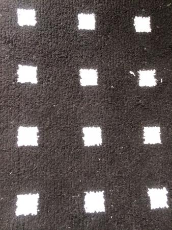 materiale: Primo piano di tappetino