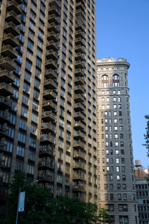 buiding: Flatiron Buiding - New York