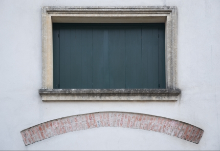 brothel: Window of a house