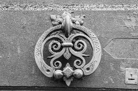handle: Old handle