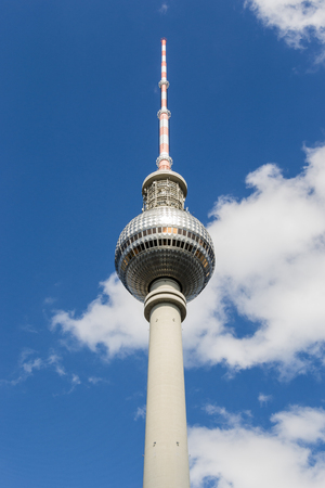 Tower of television - Berlin - Germany